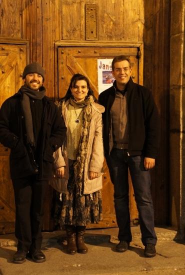 La Seu d'Urgell - Trio Sekrets